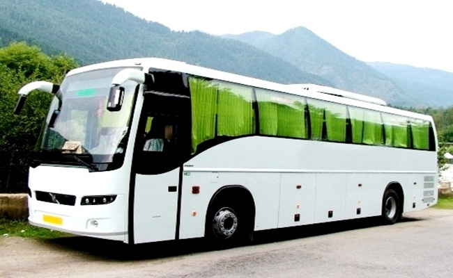 Volvo Bus Book For Uttarakhand Tour Volvo Coach Hire For Haridwar Rishikesh