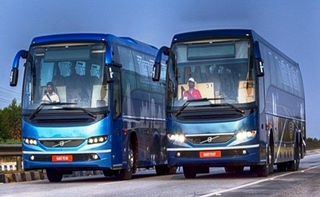 Image result for 45 seater volvo coach
