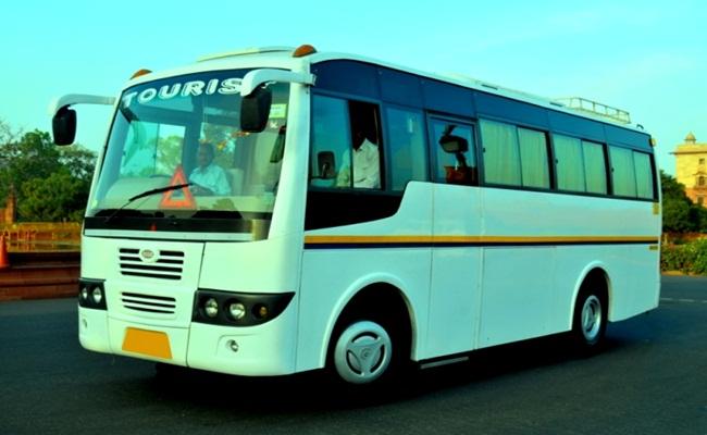 Mini Bus Booking In Chandigarh | Luxury Minibus Hire For Chandigarh Tour